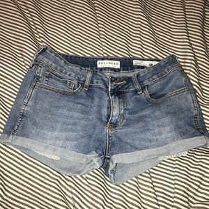Pants - Bullhead denim shorts